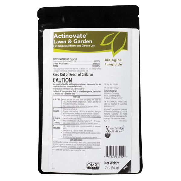 Actinovate® Lawn and Garden Fungicide
