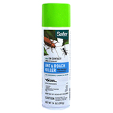 Safer® Ant & Roach Killer - Aerosol