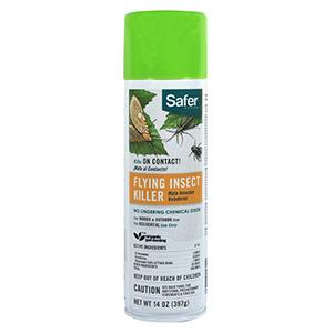 Safer® Brand Flying Insect Killer - 14 oz. Aerosol