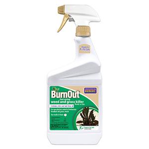 BONIDE® BurnOut Weed & Grass Killer - RTU