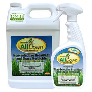 Summerset AllDown® - Summerset AllDown Concentrate - 1 Gallon