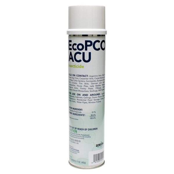 EcoPCO® ACU  Contact Insecticide - 17 oz.