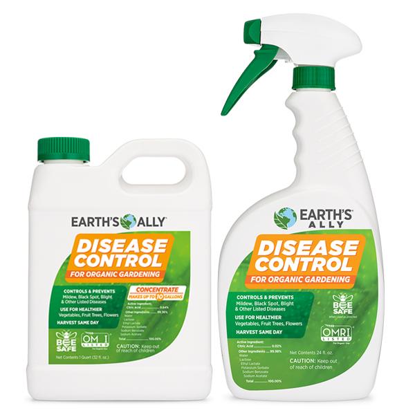 Earth's Ally® Disease Control