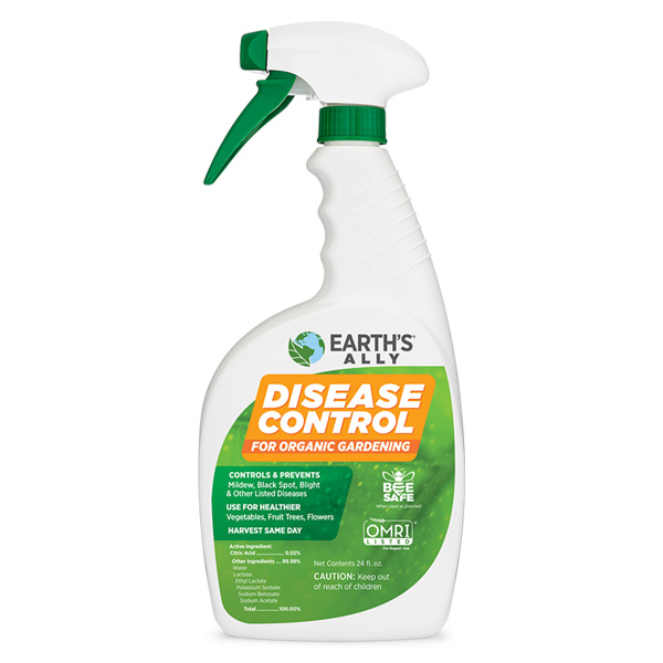 Earth's Ally® Disease Control