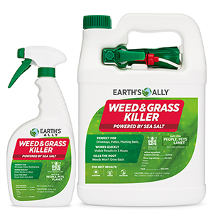 Earth's Ally® Weed & Grass Killer