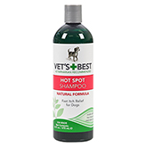 Vet's Best Hot Spot Itch Relief Shampoo 16 oz
