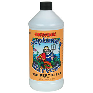 Neptune's Harvest Fish Fertilizer 2-4-1 - 1 Quart