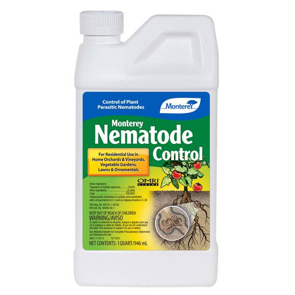 Monterey Nematode Control - 1 Quart