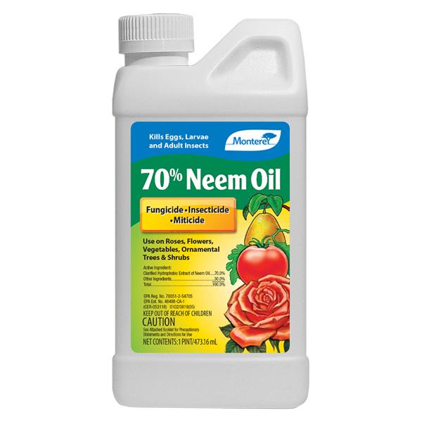 Monterey Neem Oil