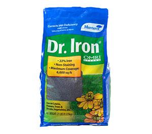 Monterey Dr. Iron® Granular 22% Iron