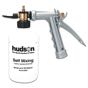 Self-Mixing Hose End Sprayer
