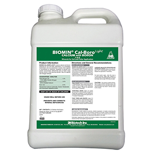 Biomin® Cal-Boro Light, 1-0-0 - 1 case - 4 gals