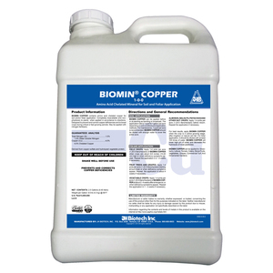 Biomin® Copper, 1-0-0 - Case of 4 - 1 Gallon