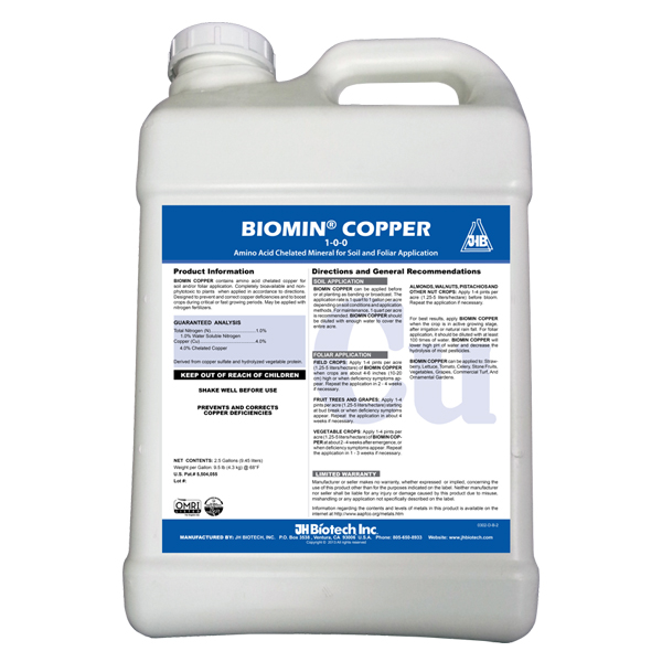 Biomin® Copper, 1-0-0