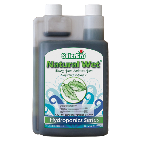 SaferGro® Natural Wet®
