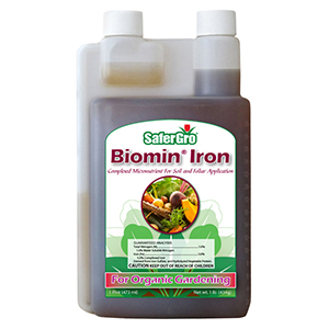 SaferGro® Biomin® Iron 1-0-0