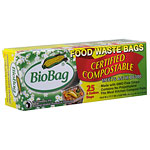 Biobag Compostable Waste Bags