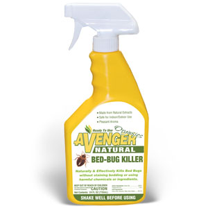 Avenger® Bed Bug Killer - RTU