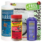 Backyard Mosquito Control Bundle