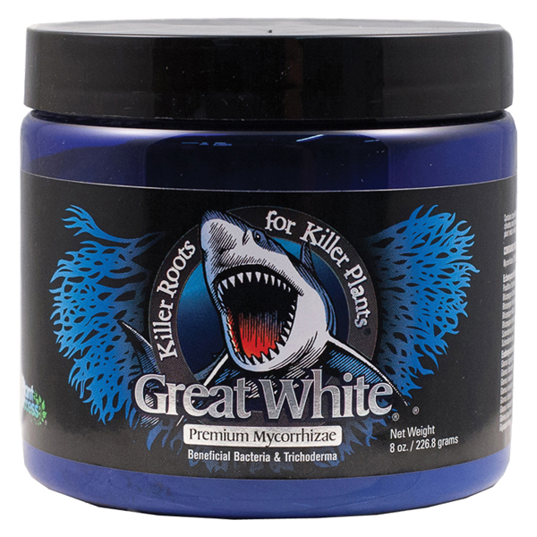 Great White® Premium Mycorrhizae