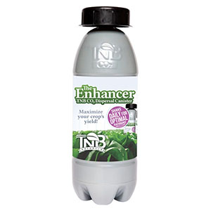 The Enhancer CO<sub>2</sub> Canister