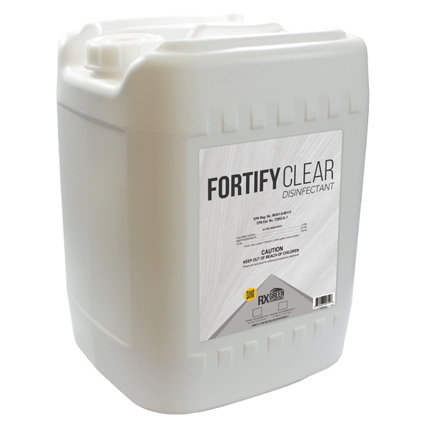 Fortify Clear