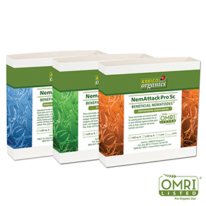 Triple Threat Pro™ Nematodes - Sf, Sc, Hb
