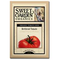 Sweet Garden Organics Seeds - Beefsteak Tomato