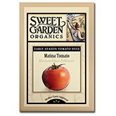 Sweet Garden Organics Seeds - Matina Tomato