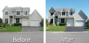 blacktop driveway repair isn't hard to do