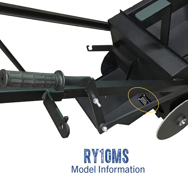 RynoWorx RY10MS model number.