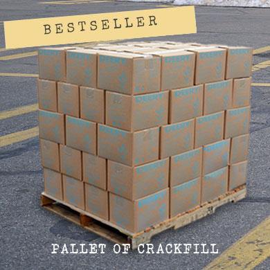 Best-selling crack sealant
