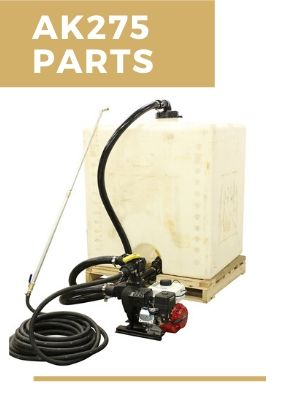 AK275 Spray System Replacement Parts