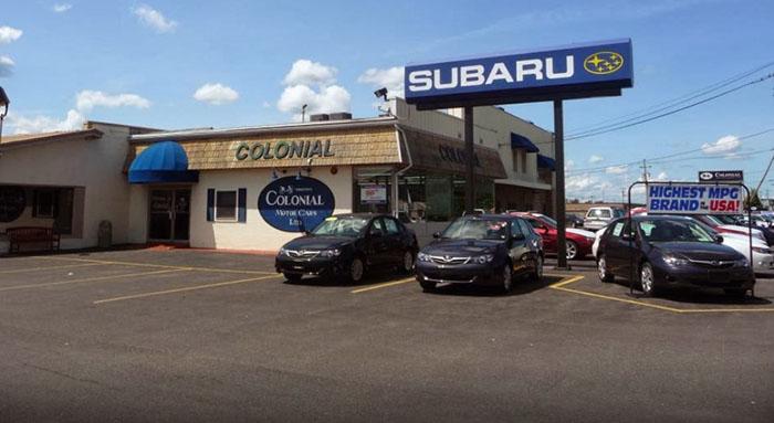 Subaru trusts Asphalt Kingdom for pavement maintenance.