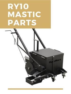 RY10 Mastic Parts