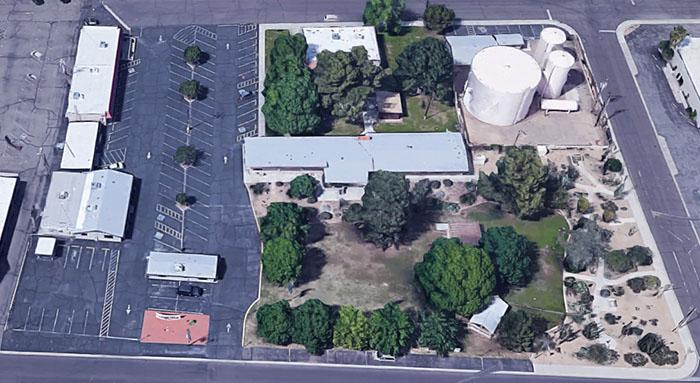 Youngtown, AZ courtesy Google Maps