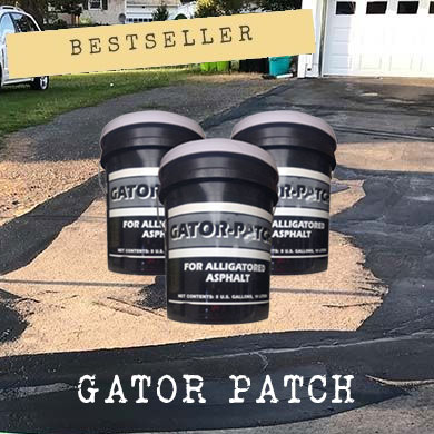 The best-selling supply in this category is Gator Patch