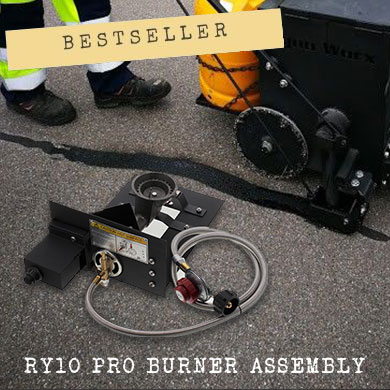 The best-selling part in this category is the RY10 Pro Burner Assembly