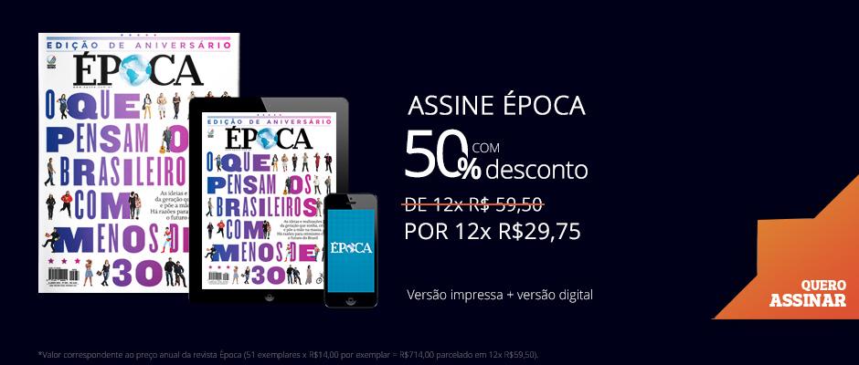 65318edae8927 E-commerce Editora Globo - Leia Época e faça parte da história  .