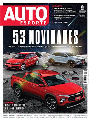 Assinatura Revista Autoesporte - Trimestral
