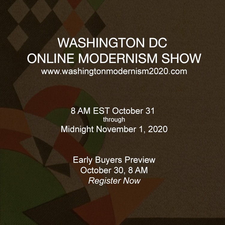 Washington DC Online Modernism Show
