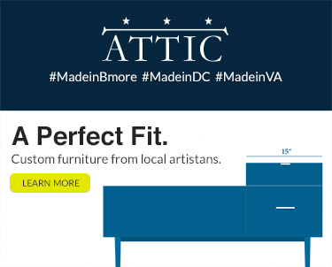 High quality, custom furniture from local artistans of DC, Baltimore Maryland and Virginia. Designed and built for you.