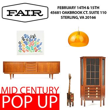 Fair Market Vintage Pop Up Sale