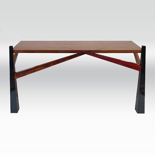 Maryland custom made table / desk furniture from Mosart Fine Art Furniture