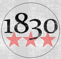 1830 DC Logo