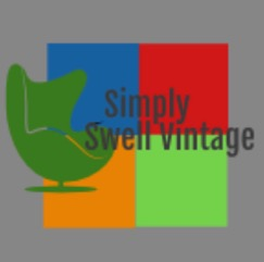 Simply Swell Vintage logo