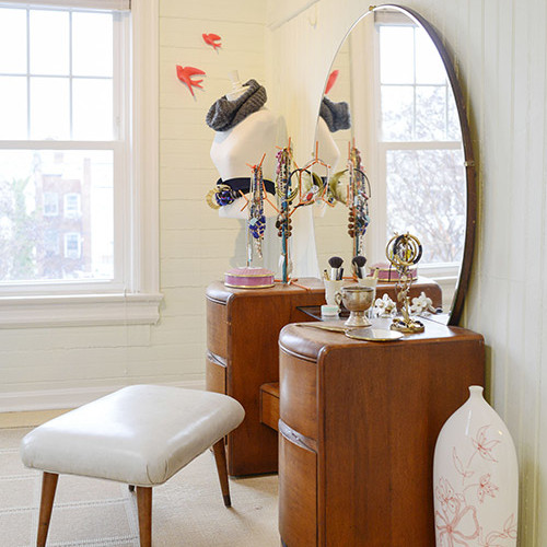 Vintage, antique and used furniture from Miss Pixies of Washington DC