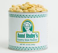 12 oz. Tin of Lightly Salted Peanuts