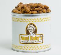 12 oz. Tin of Honey Roasted Peanuts