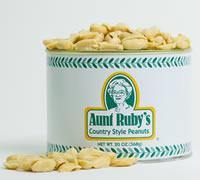 20 oz. Tin of Unsalted Peanuts